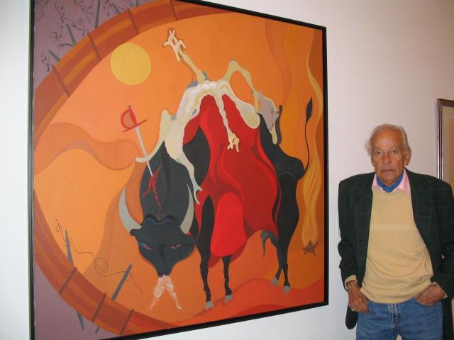 Galerie Quadri - Jorge Camacho