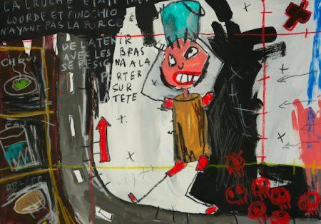 Galerie Quadri Edition - Pascal Dubar - Pinocchio