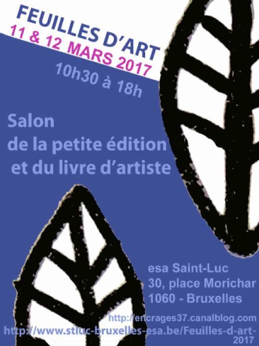 Galerie Quadri Edition - Feuilles d'art