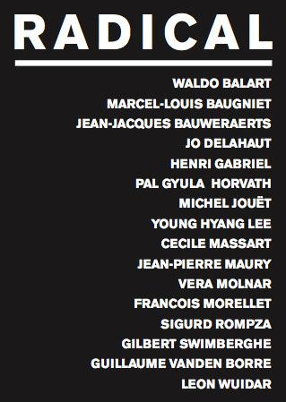 Galerie Quadri Edition - Radical