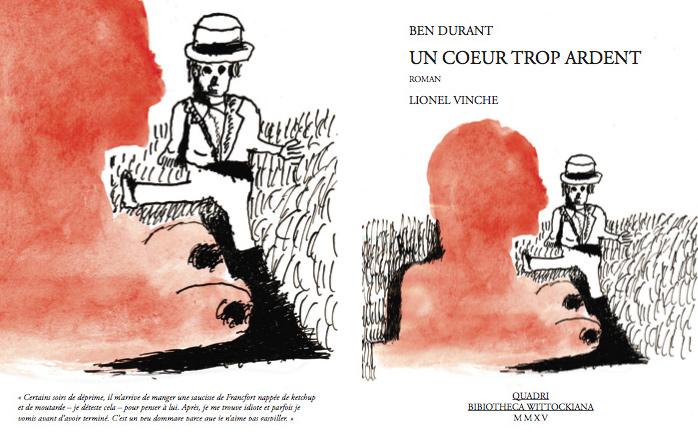 Galerie Quadri Edition - Ben Durant - Lionel Vinche