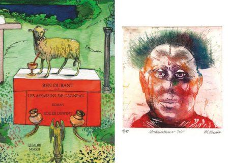 Galerie Quadri Edition - Roger Dewint - Ben Durant
