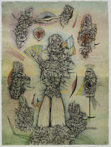 Galerie Quadri Edition - Jacques Lacomblez - Imageries