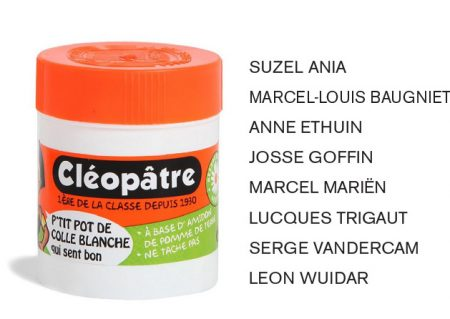 Galerie Quadri Edition - Pot de colle