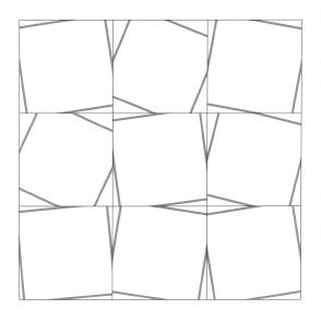 Galerie Quadri Edition - Véra Molnar