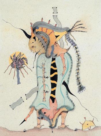 Galerie Quadri Edition - Jorge Camacho