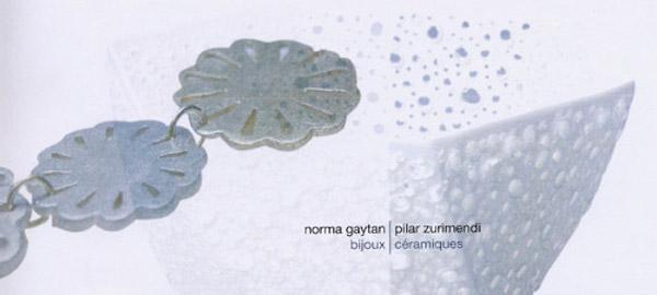 Galerie Quadri Edition - Norma Gaytan - Pilar Zurimendi