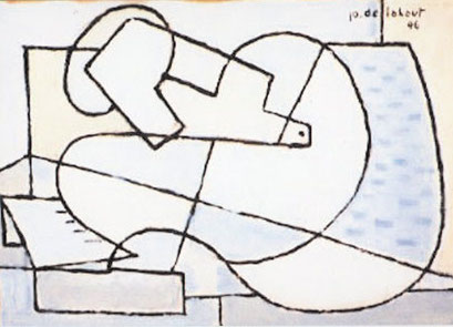 Galerie Quadri Edition - Jo Delahaut