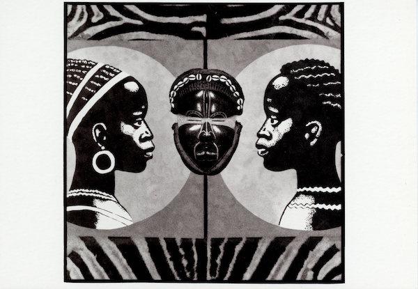 Galerie Quadri Edition - Jean-François Octave - Pierre Radisic - Art Tribal