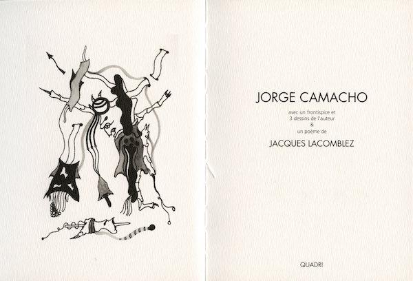 Galerie Quadri Edition - Camacho