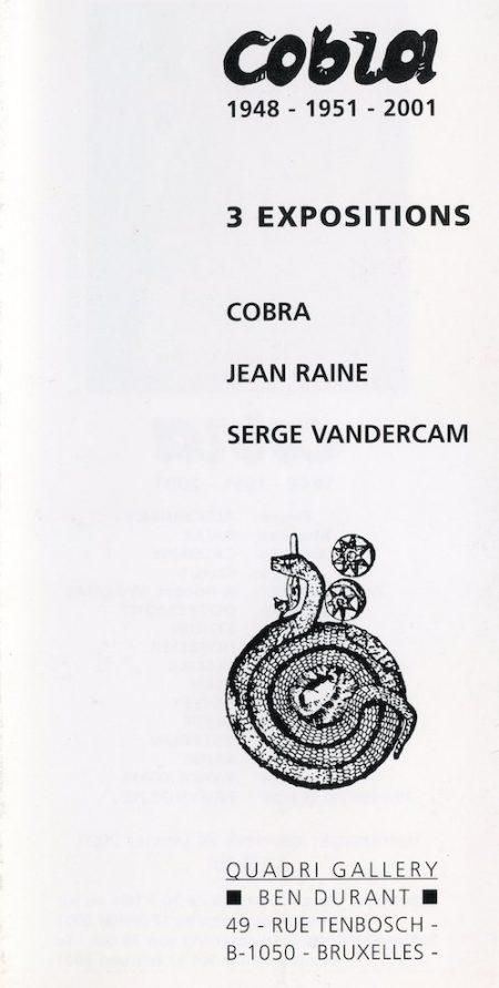 Galerie Quadri Edition - Cobra