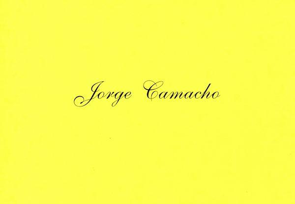 Galerie Quadri Edition - Jorge Camacho - Dieux de force