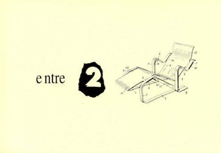 Galerie Quadri Edition - Entre 2 chaises