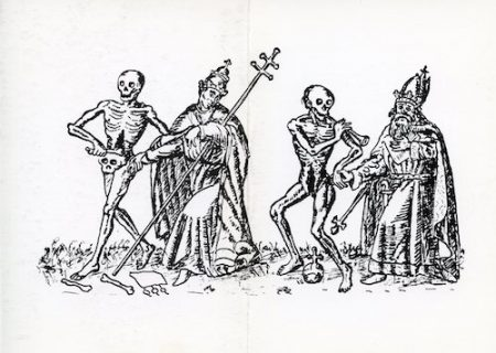Galerie Quadri Edition - La danse macabre