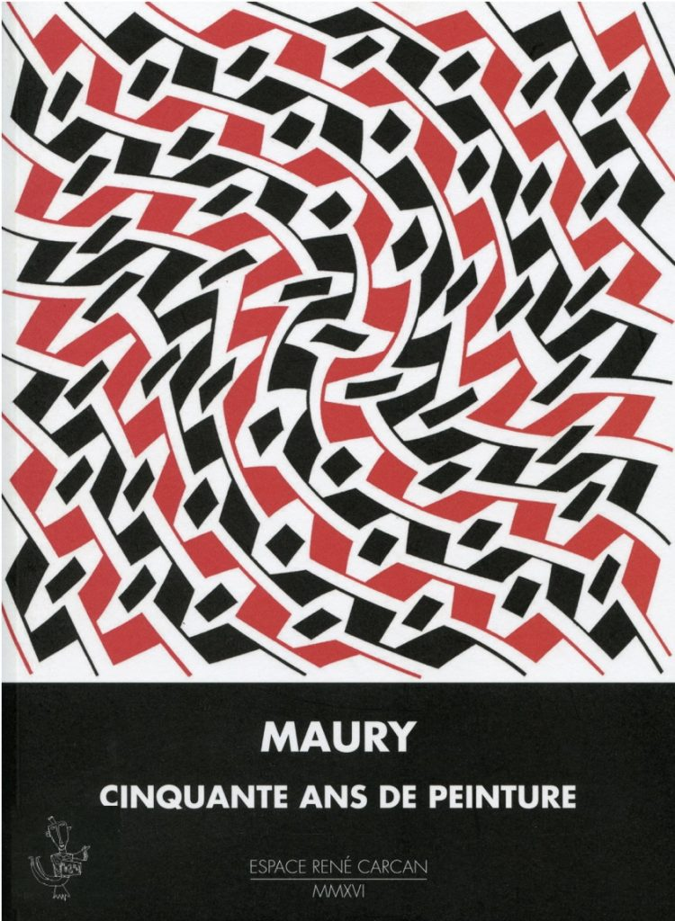 Galerie Quadri Edition - Jean-Pierre Maury - Cinquante ans de peinture