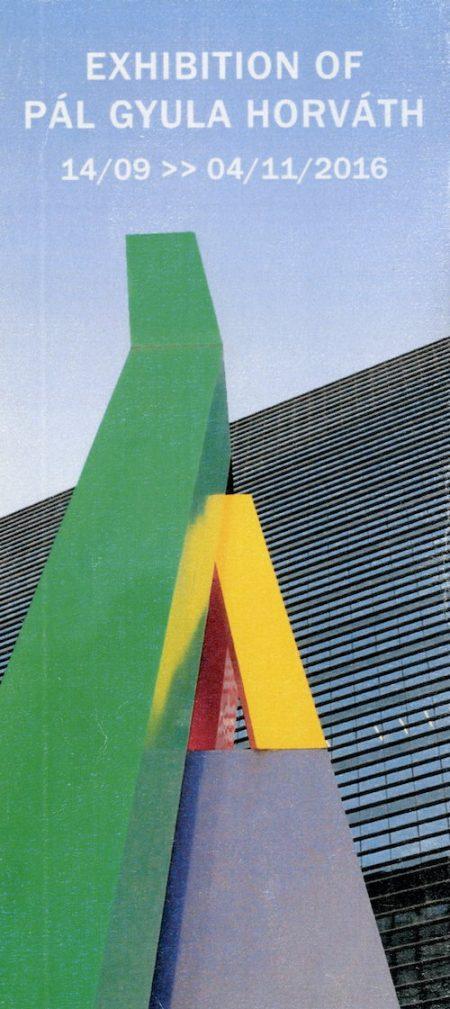 Galerie Quadri Edition - Pal Horvath