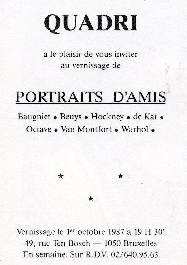 Galerie Quadri Edition