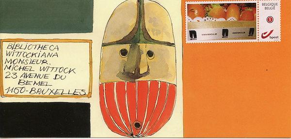 Galerie Quadri Edition - Roger Dewint - Aux pieds de la lettre