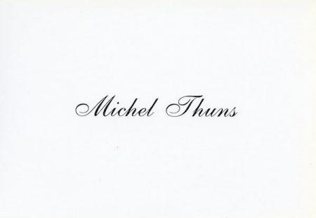 Galerie Quadri Edition - Michel Thuns