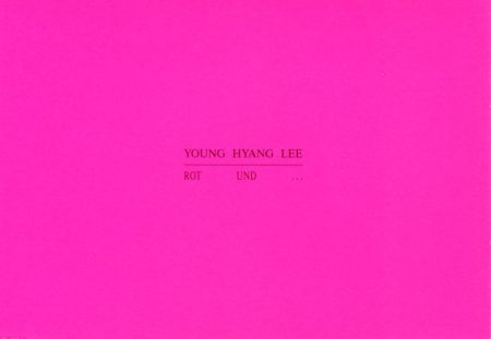 Galerie Quadri Edition - Young Hyang Lee
