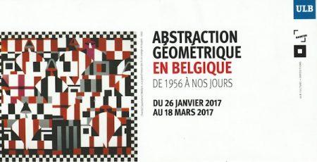 Galerie Quadri Edition - Abstraction géométrique en Belgique