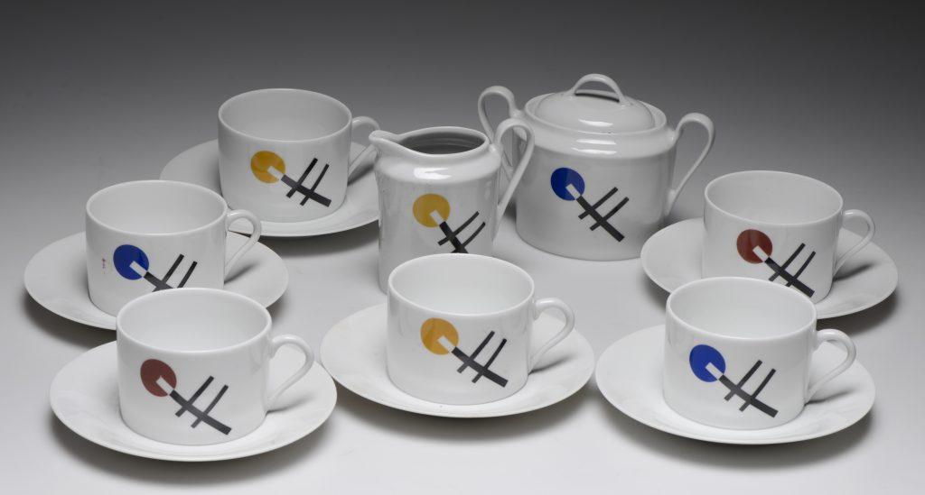 Galerie Quadri Edition - Marcel-Louis Baugniet - Service à café