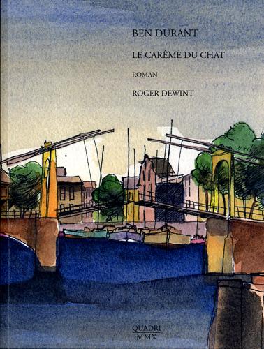 Galerie Quadri Edition - Ben Durant - Le carême du chat