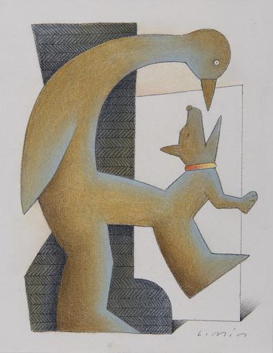 Galerie Quadri Edition - Josse Goffin - Confrontation