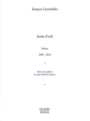 Galerie Quadri - Jacques Lacomblez -